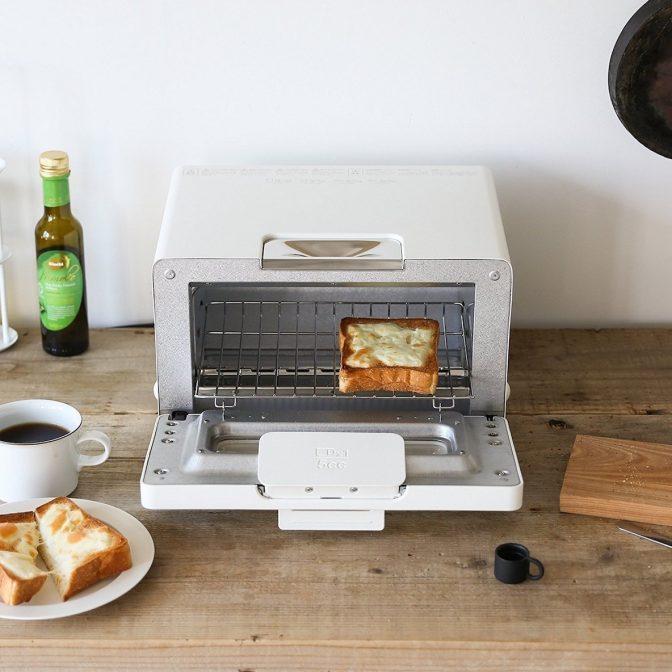 トーストを美味しく! オシャレで機能性バツグンな「トースター」5選