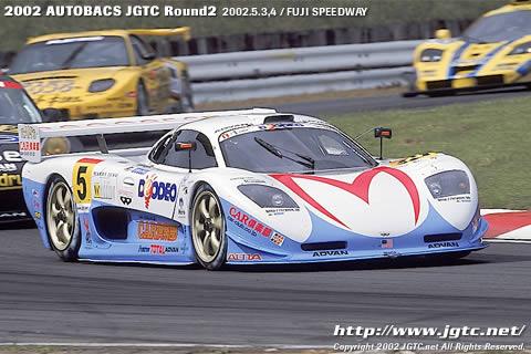 2002年 BANPRESTO CAR倶楽部マッハ号MT