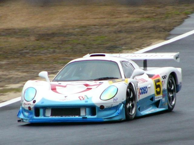 2004年 プロジェクトμ B-1 マッハ号GT320R
