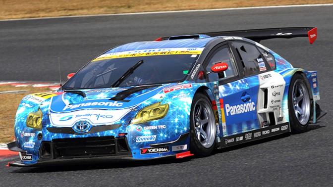 #31 Panasonic apr PRIUS GT