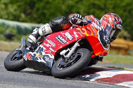 ミニバイクレース Mクラス