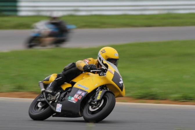 ミニバイクレース SPクラス