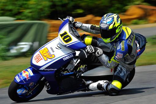 ミニバイクレース FPクラス