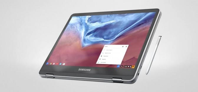 出るか?Chromebook Pro