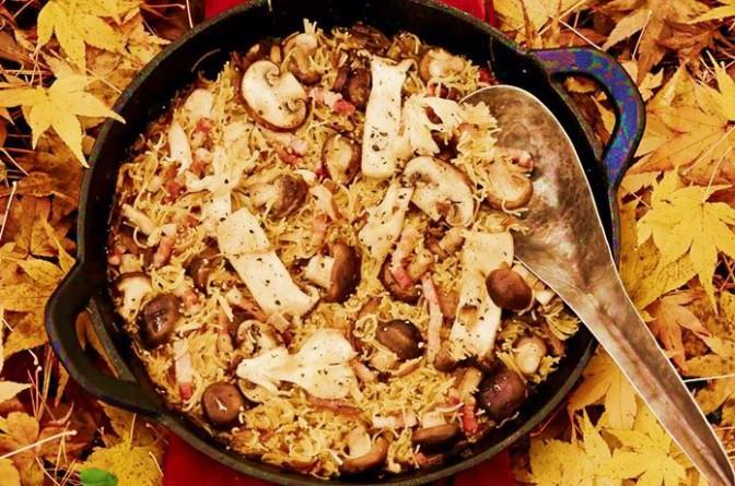 秋BBQを満喫できるレシピ