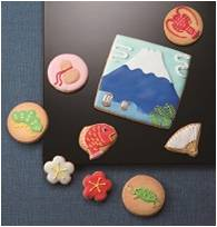 〈アンファン〉宝づくしアイシングクッキーセット