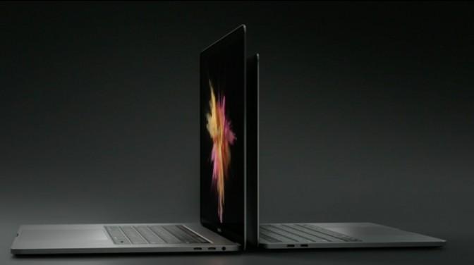 新型MacBook Pro 予約開始