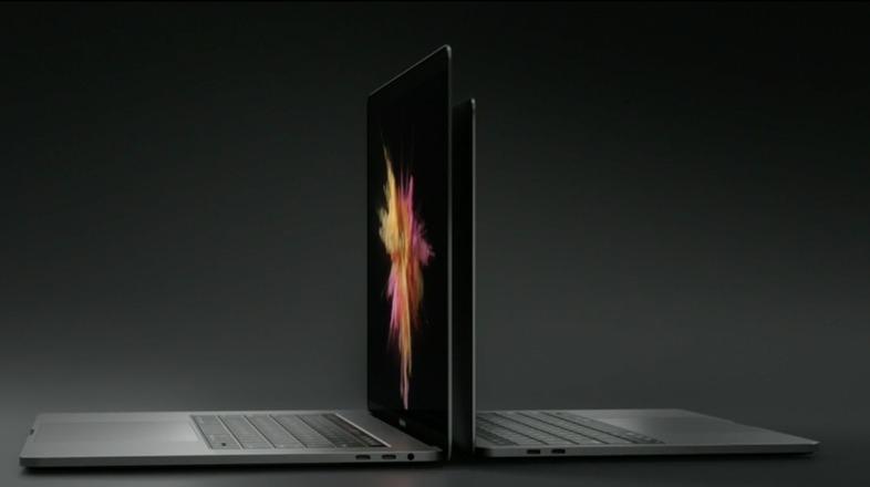 新型MacBook Proシリーズ