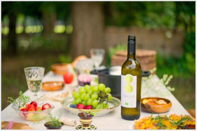 ブルガリア産の自然派ワイン