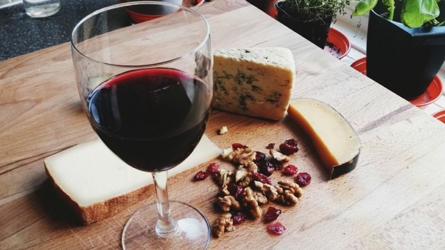 ワインとチーズ 科学的にも