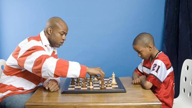 子供とゲーム 真剣勝負が正解