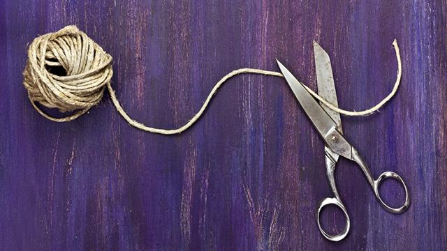 1秒で紐を素手で切る方法
