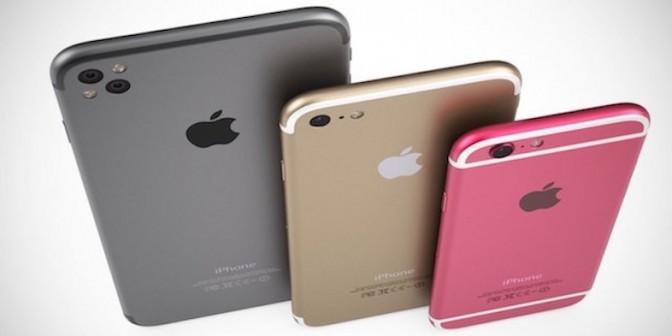 【iPhone7詳細】新色や30分浸水にも耐える耐水性能など