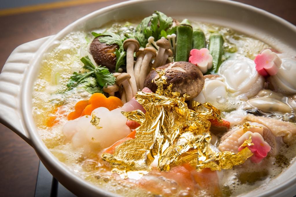 黄金キンオク鍋 1