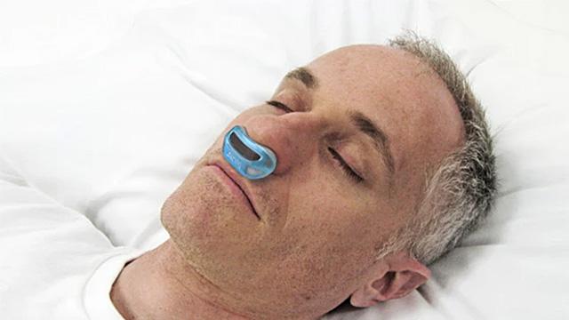 睡眠時無呼吸症候群に強力な味方