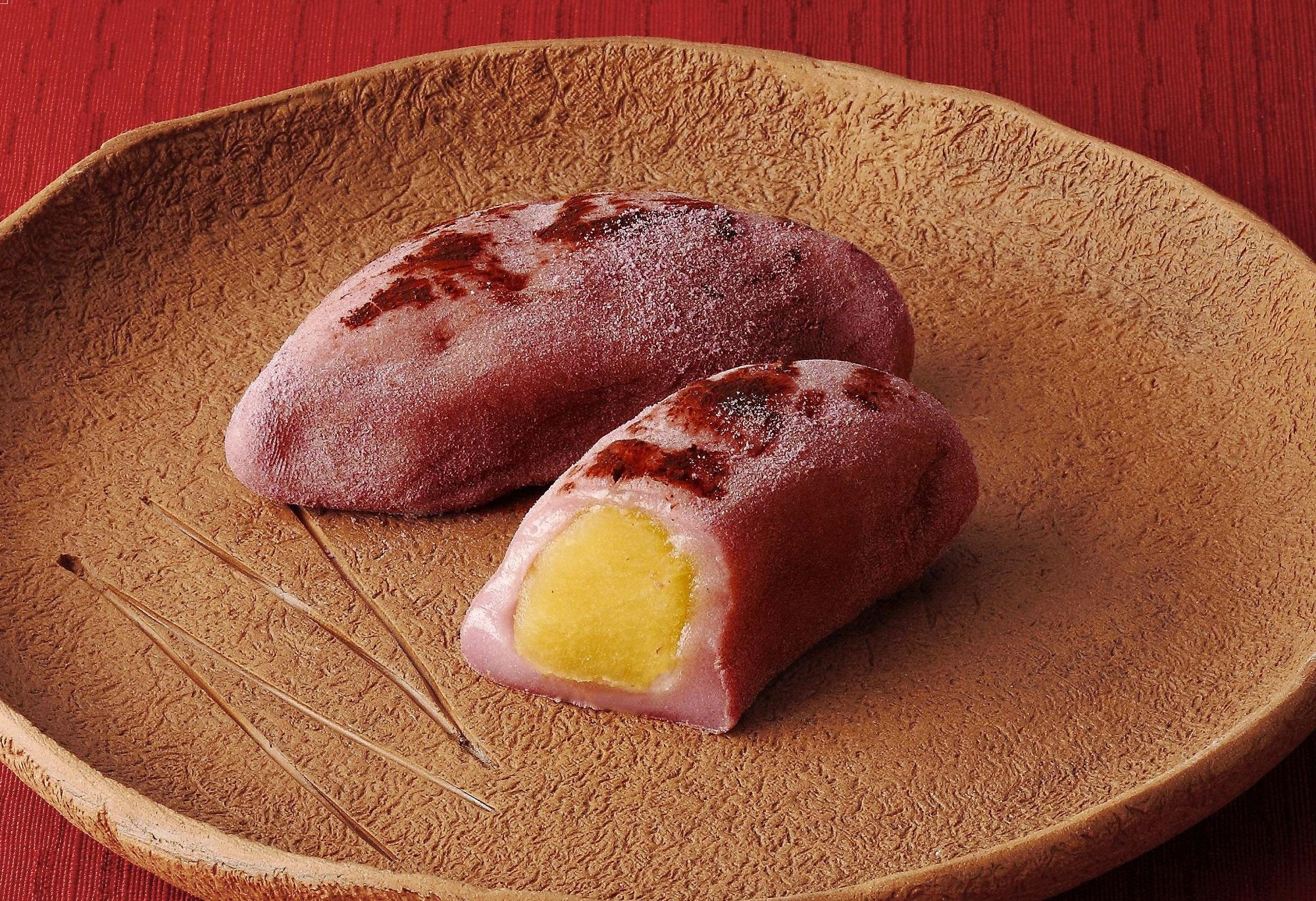 『焼きいも大福』(税込価格151円)