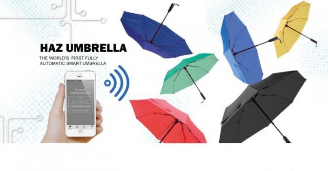 傘忘れ スマホが教えてくれる