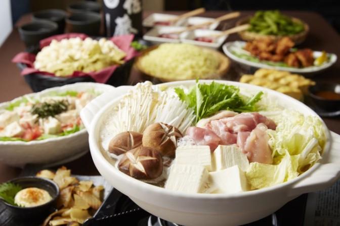 鍋の宴コース