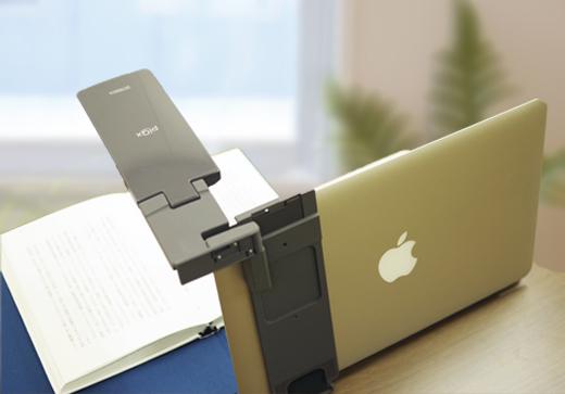 Mac対応 携帯型スキャナー