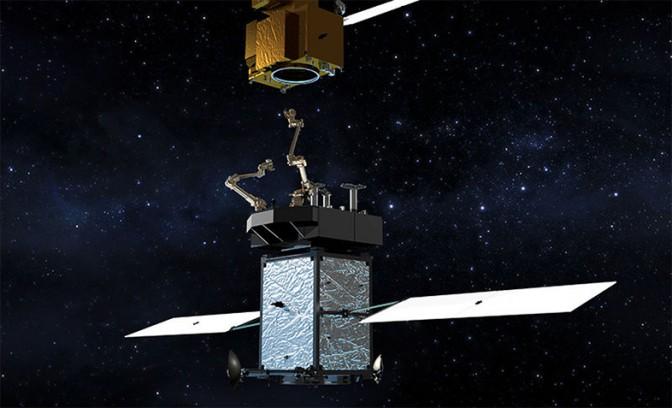 人工衛星の修理ロボ、誕生