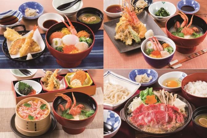 北海道 六種の海鮮を手ごろに