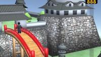 真田の城をスマホで再現