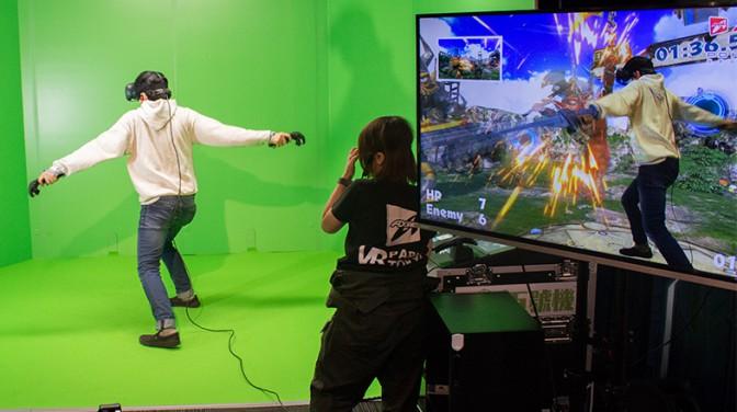 VR未体験の人に朗報