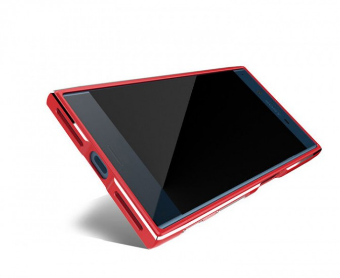 Xperia XZ対応 型番XZ-MJG-W61102