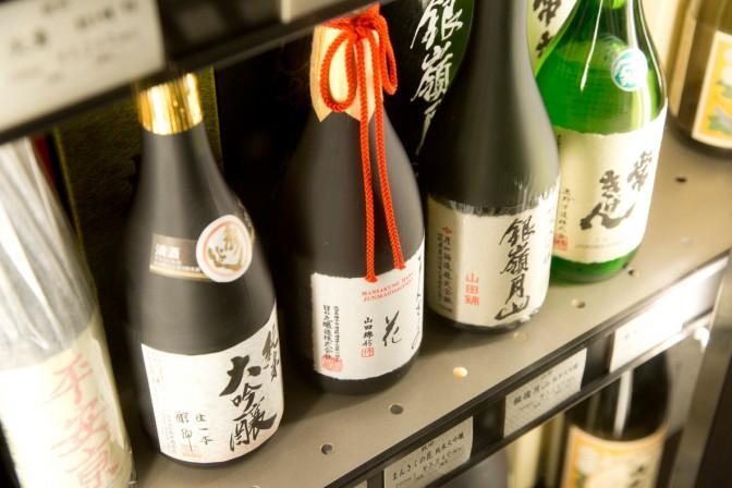 簡単2つだけ 日本酒の選び方