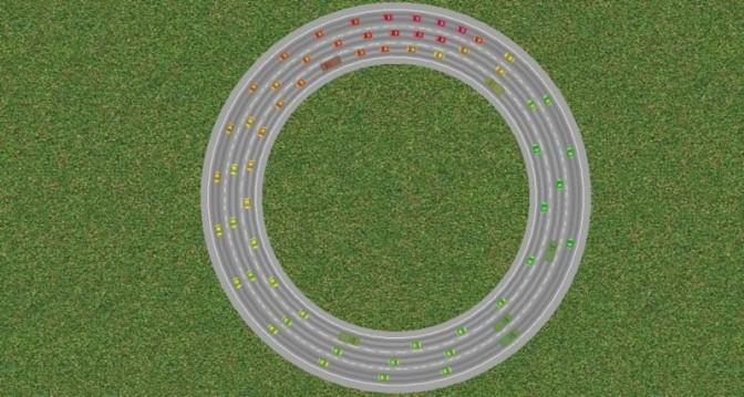 謎の渋滞 発生のメカニズム