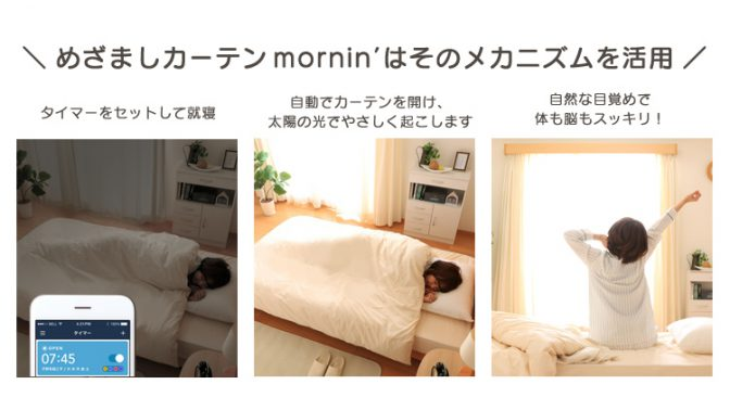 mornin' MN-C01 ホワイト