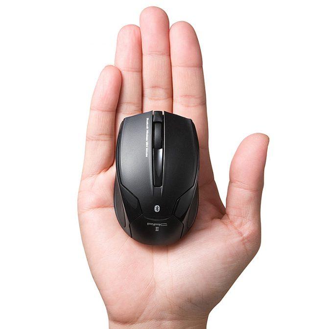 【手のひらにすっぽり】小型マウス