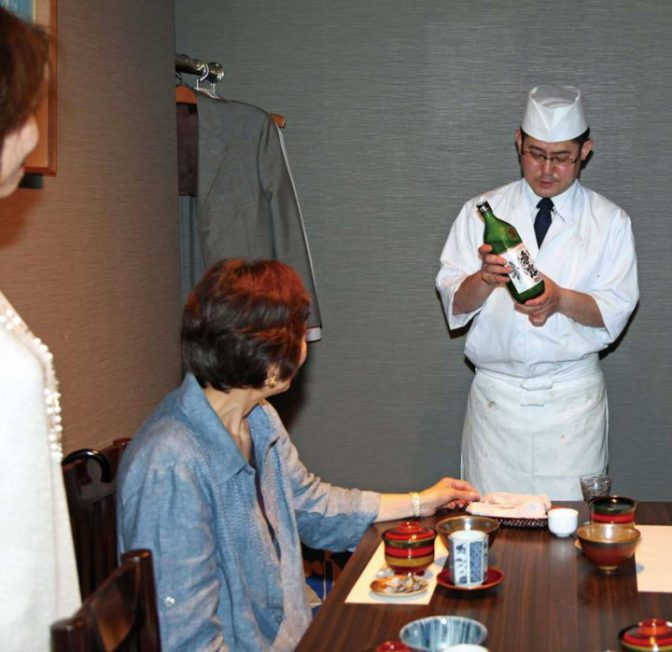 旬にこだわり抜いた和食を