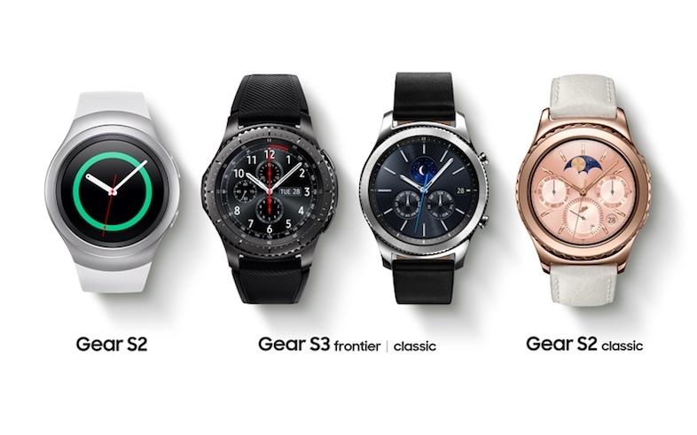 Samsung(サムスン)のスマートウォッチGearシリーズ