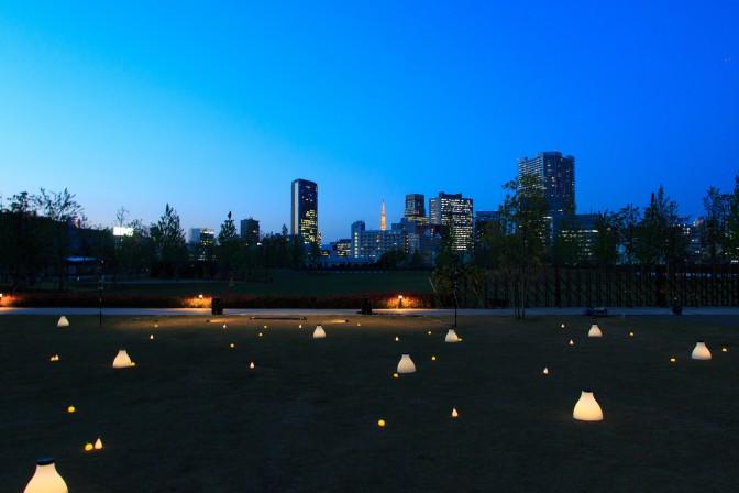 会場となる品川シーズンテラスからは東京タワーなど美しい夜景を望める