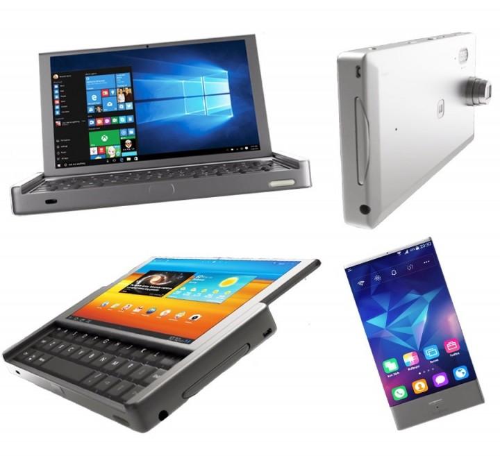 PC、タブレット、スマホ、デジカメの一台4役
