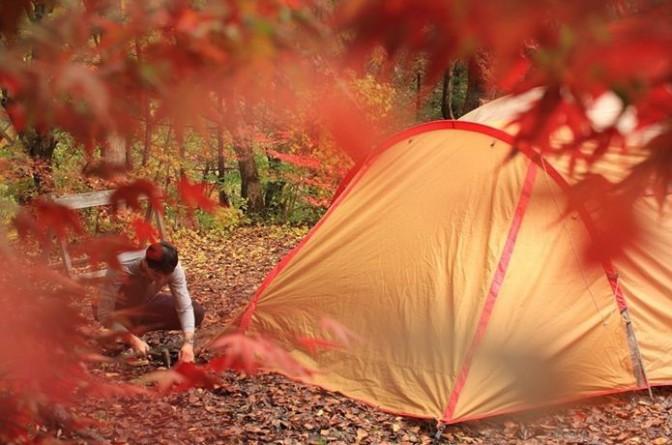 【ベストシーズン到来】秋キャンプの魅力教えます