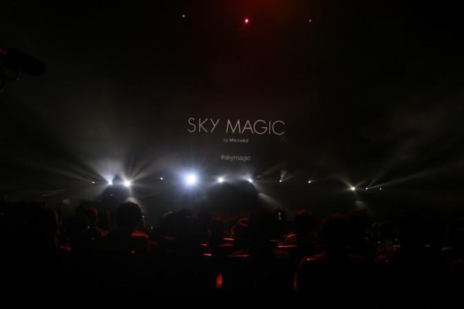 SKY MAGIC発表会