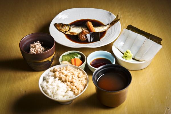五ェ門御膳(3,780円)/分とく山 本館7階=レストラン街イートパラダイス