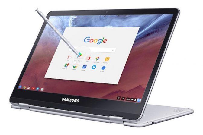ChromebookがAndroidに対応