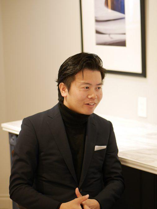 株式会社セキド 代表取締役 大下貴之氏