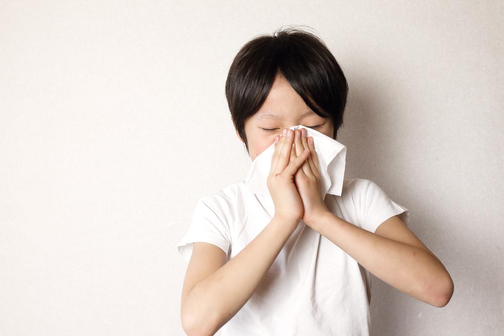 子どものアレルギーと花粉に関する実態調査