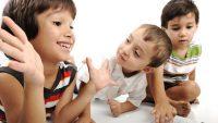 手振りが子供の脳を強くする
