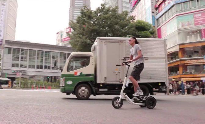 筋トレできる自転車が上陸