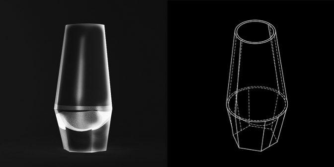 お前のDNAはどんなビールグラスを欲しがってるんだ? 遺伝子から作る「Suntory DNA GLASS Project」 #プレミアムフライデー 7