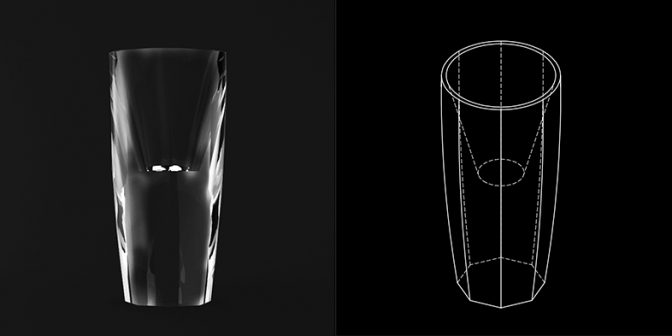 お前のDNAはどんなビールグラスを欲しがってるんだ? 遺伝子から作る「Suntory DNA GLASS Project」 #プレミアムフライデー 8