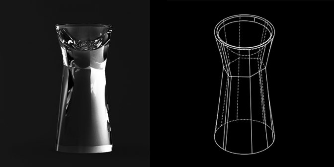 お前のDNAはどんなビールグラスを欲しがってるんだ? 遺伝子から作る「Suntory DNA GLASS Project」 #プレミアムフライデー 9