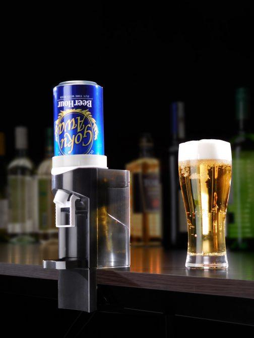 『ビールアワー 極泡バーサーバー』