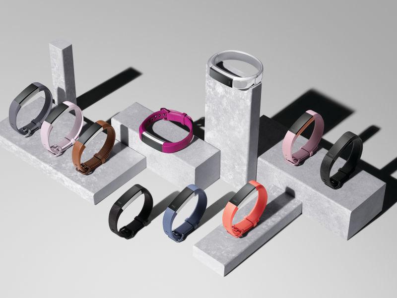 心拍数が計測できる最も薄い活動量計「Fitbit Alta HR」が4月中旬に発売予定