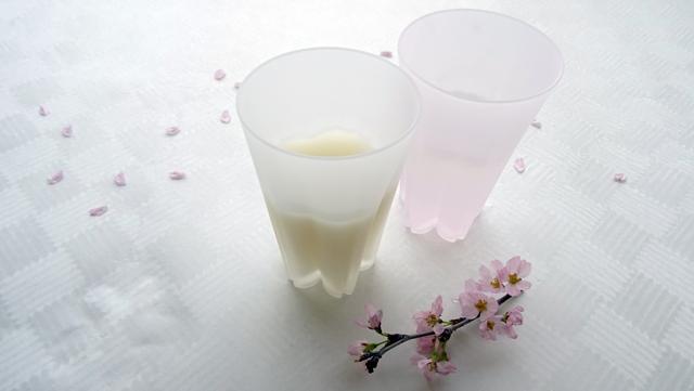 桜のシーズンは、サクラサクグラスのセットで花見酒を! 3